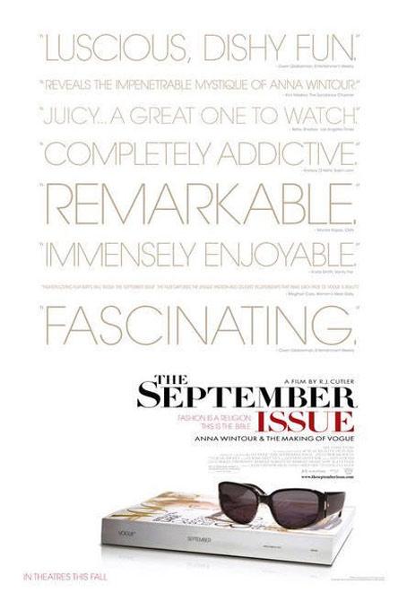 The September Issue Poster #2