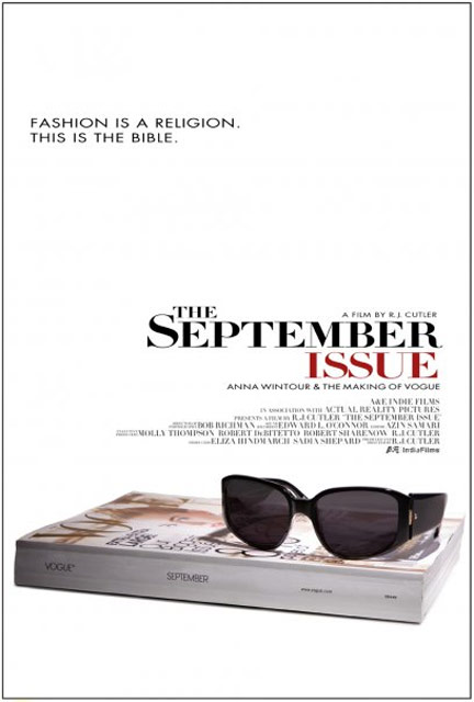 The September Issue Poster #1