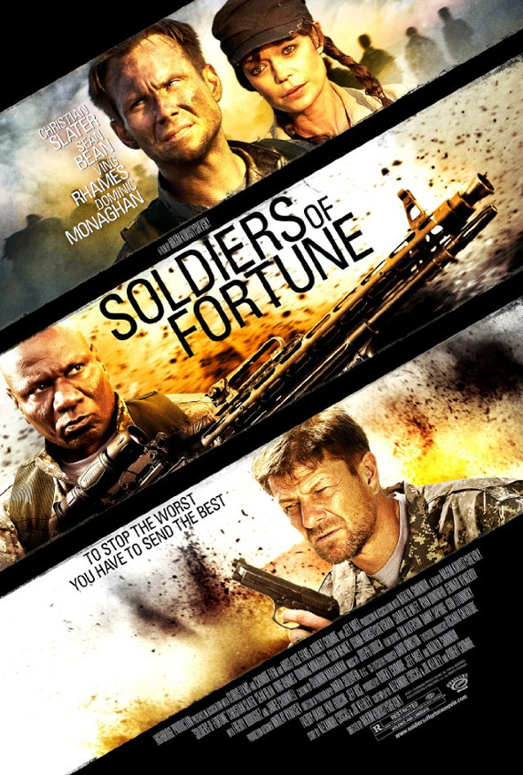 Soldiers of Fortune Poster #1