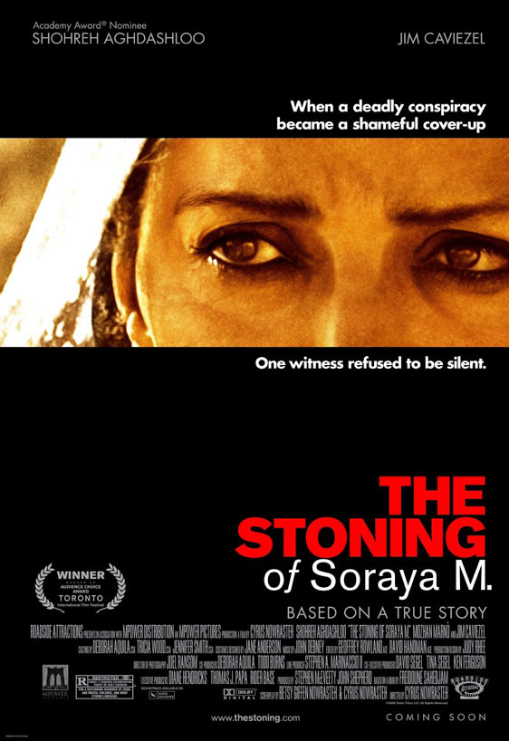 The Stoning of Soraya M. Poster #1