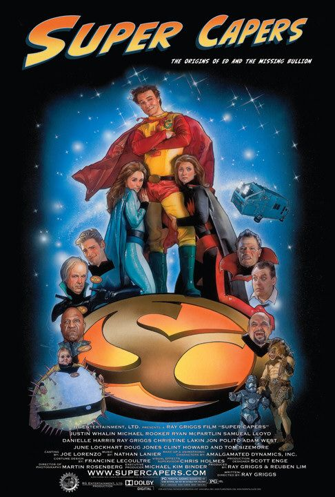 Super Capers Poster