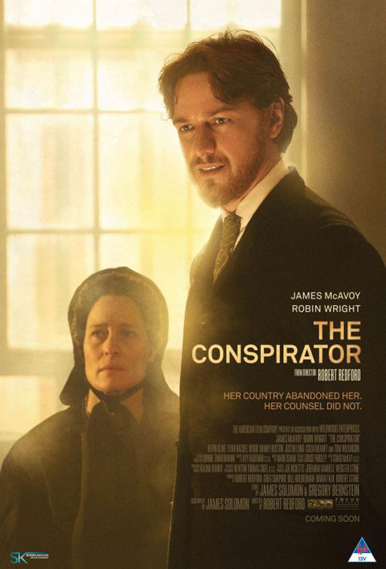 The Conspirator Poster #2