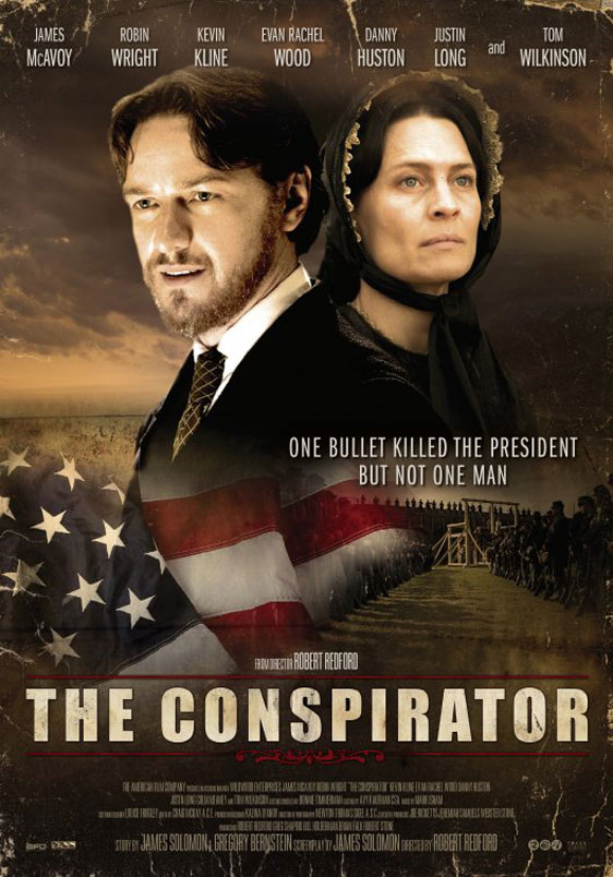 The Conspirator Poster #3
