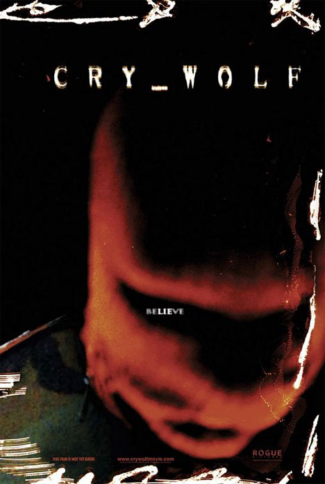 Cry_Wolf Poster