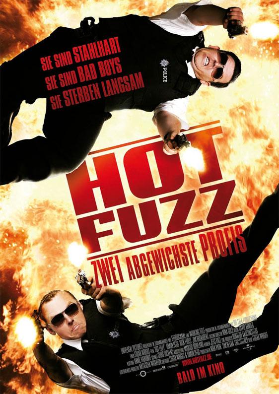 Hot Fuzz Poster #6