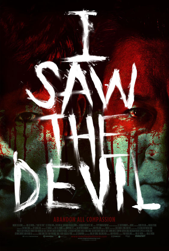 I Saw the Devil Poster #3