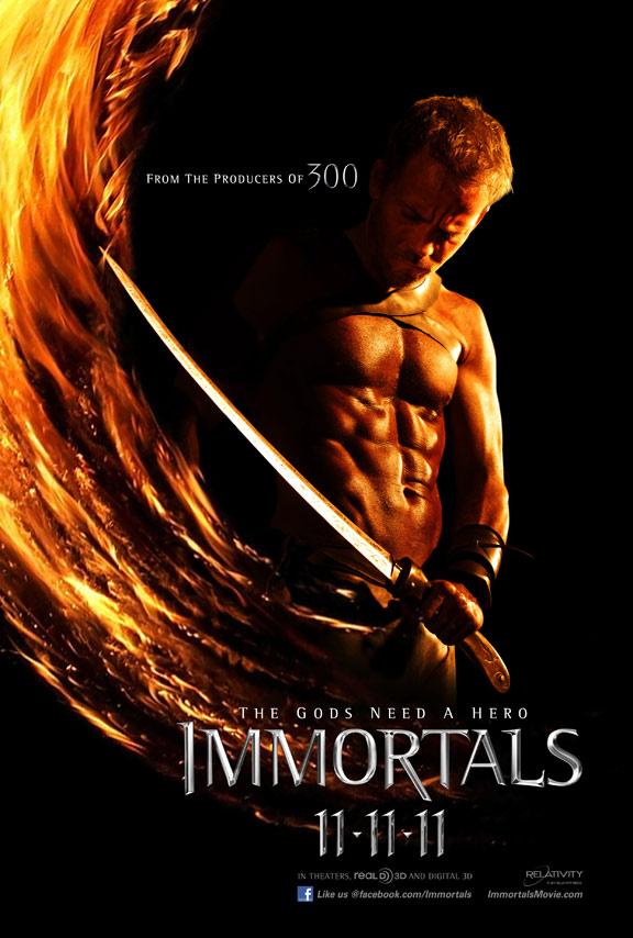 Immortals Poster #7
