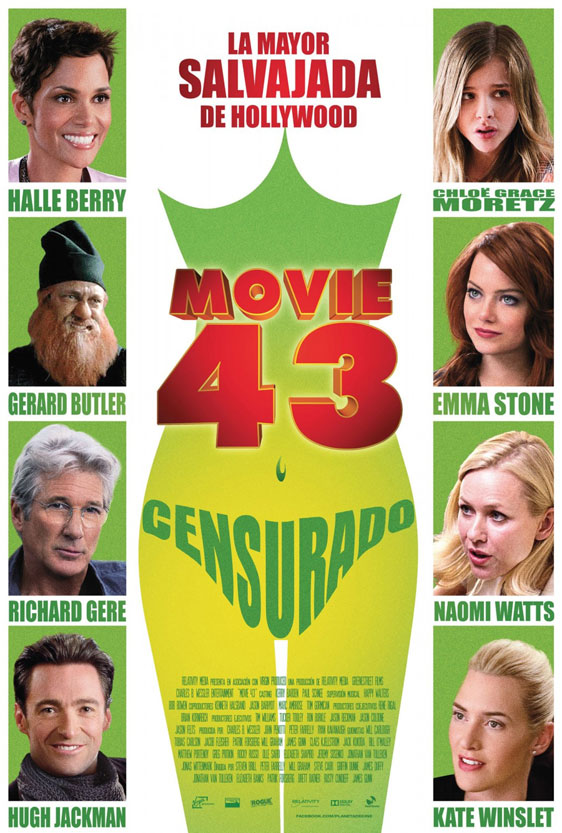 Movie 43 Poster #3
