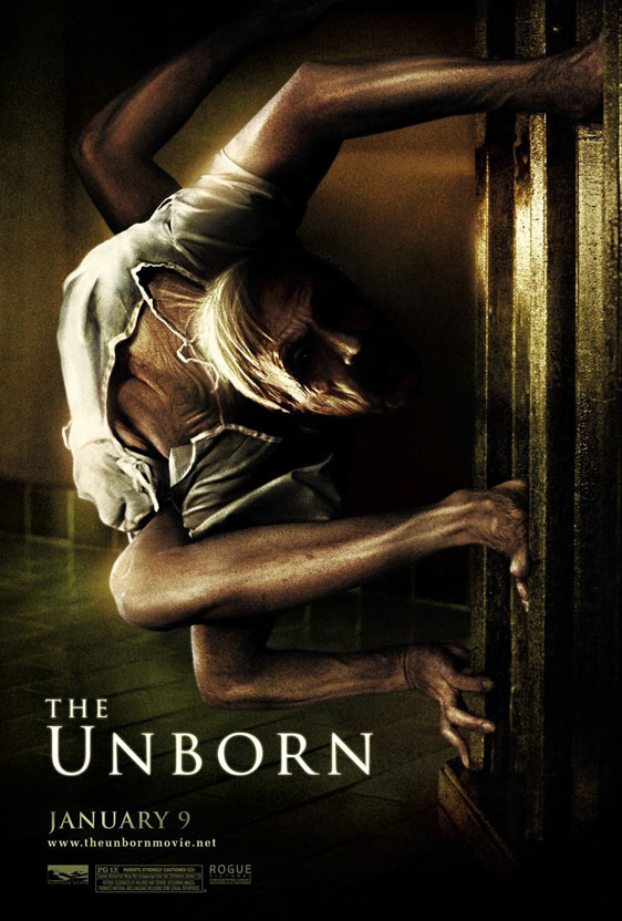 The Unborn Poster #5