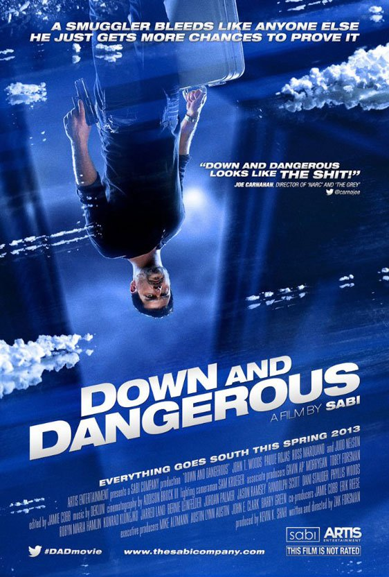 Down and Dangerous Poster #1