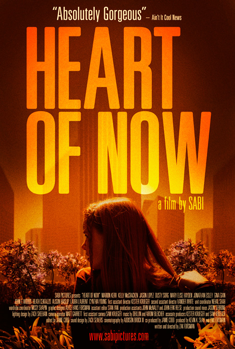 Heart of Now Poster #1