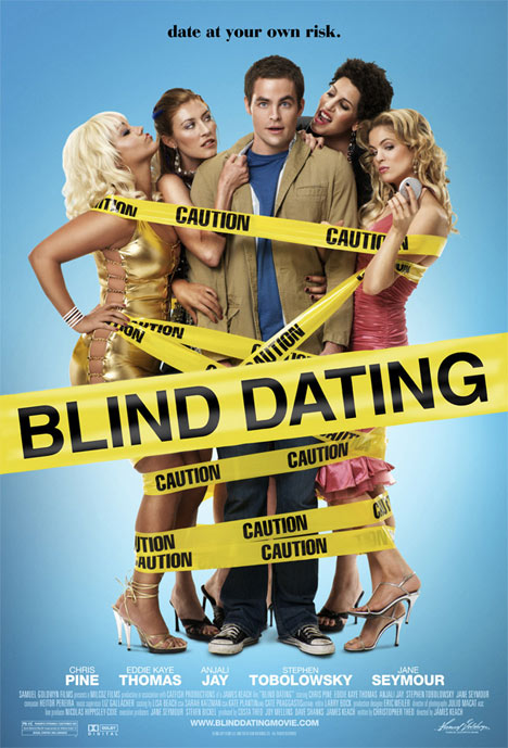 Blind Dating Poster #1