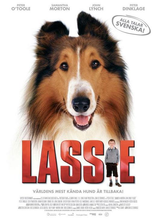 ლესი (ქართულად) Lassie