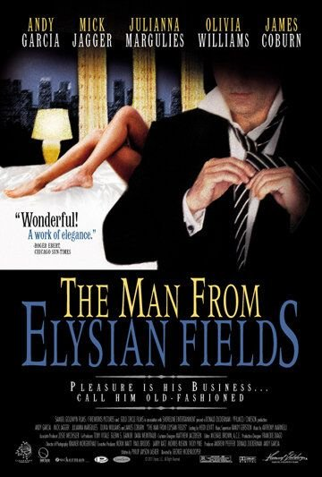The Man from Elysian Fields Poster