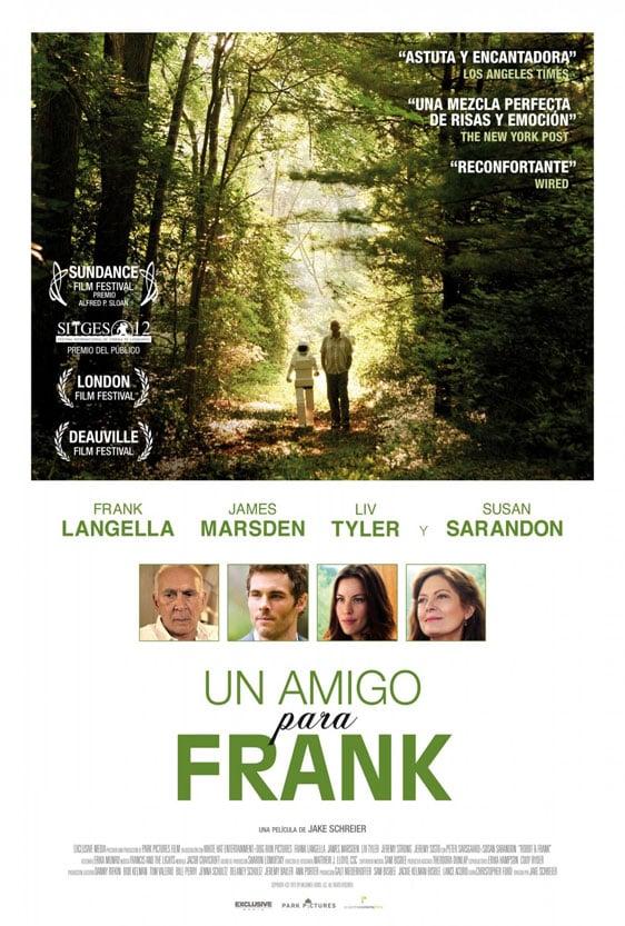 Robot & Frank Poster #2