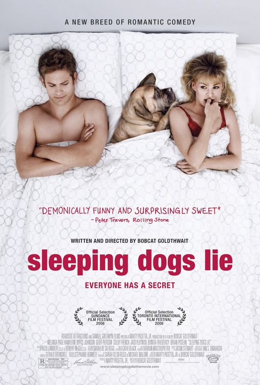 Sleeping Dogs Lie Poster #1