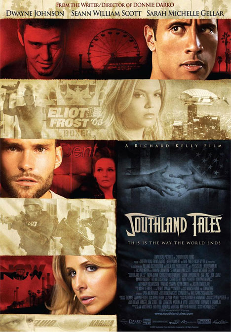 Southland Tales Poster #1