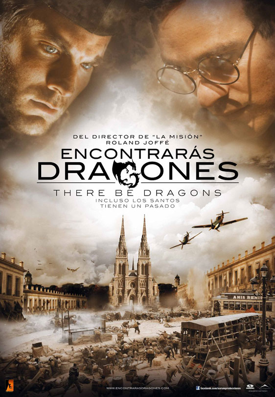 There Be Dragons Poster #3