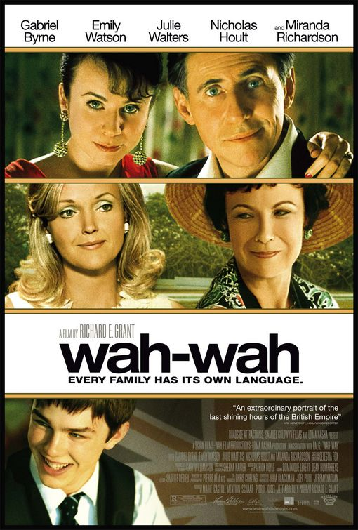 Wah-Wah Poster #1