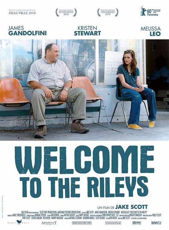 Welcome to the Rileys Poster #2