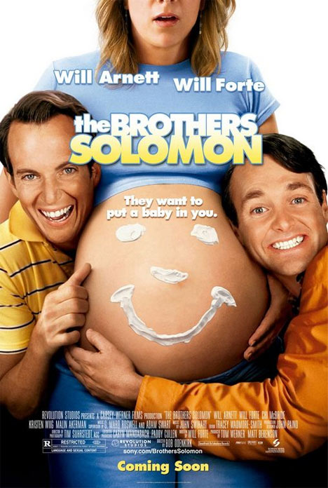 The Brothers Solomon Poster #1