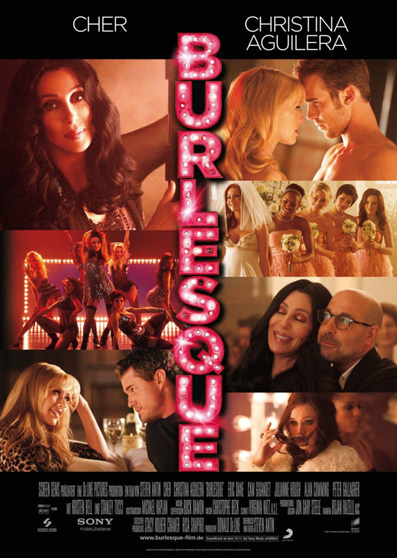 Burlesque Poster #3