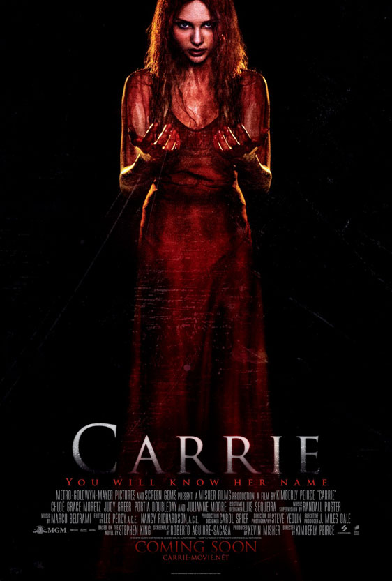 Carrie Poster #2