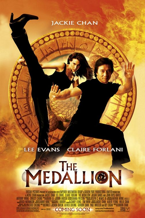 The Medallion Poster #1