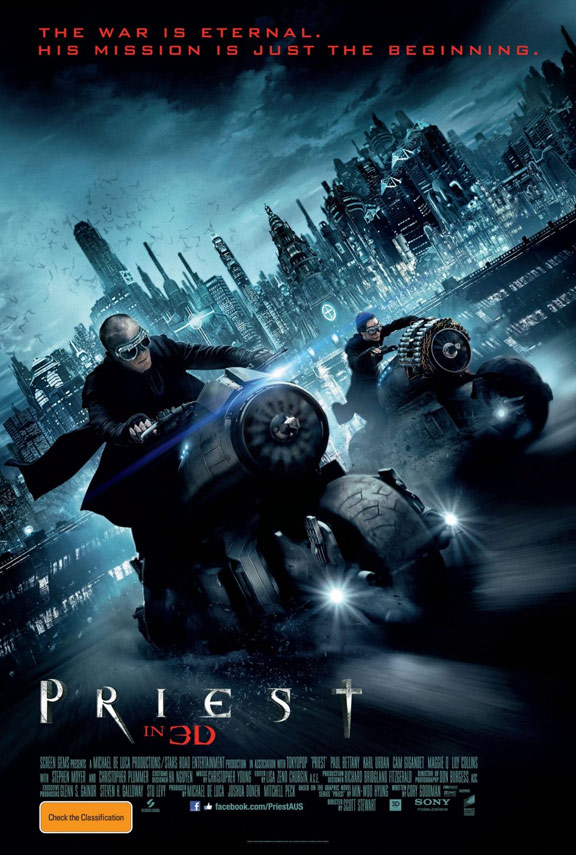 Priest Poster #10