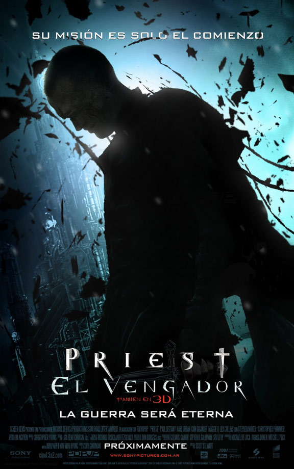 Priest Poster #9