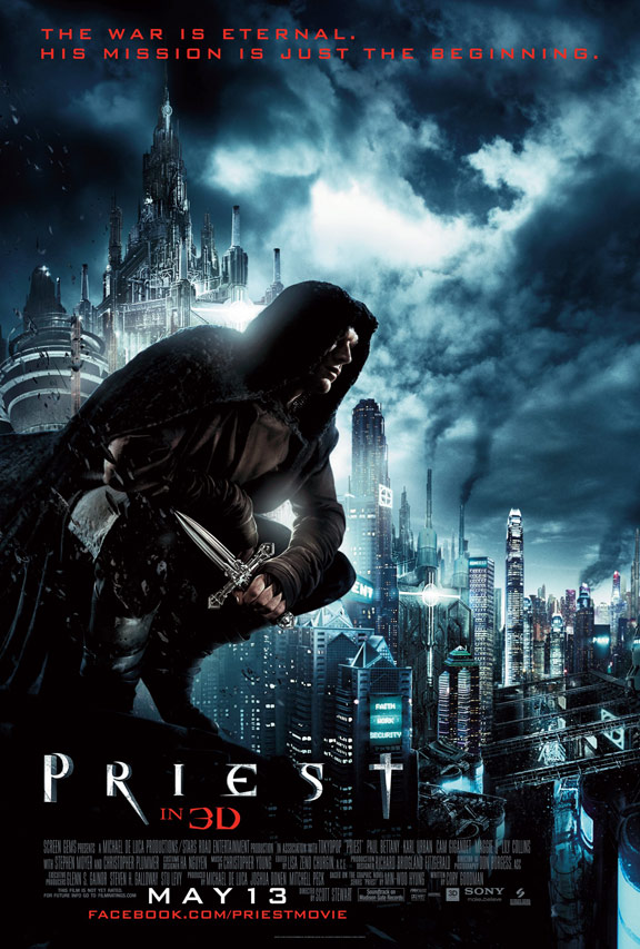 Priest Poster #1
