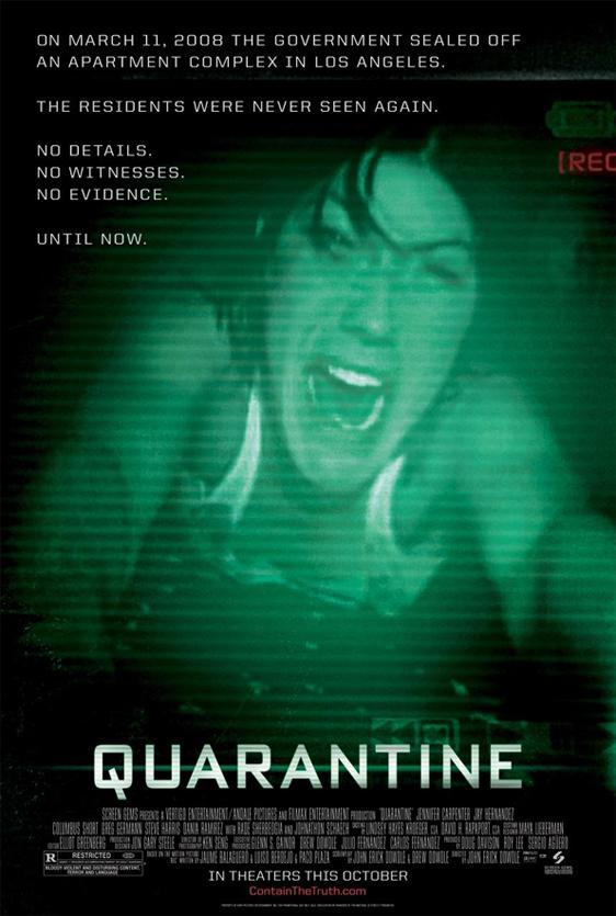 Quarantine Poster #1