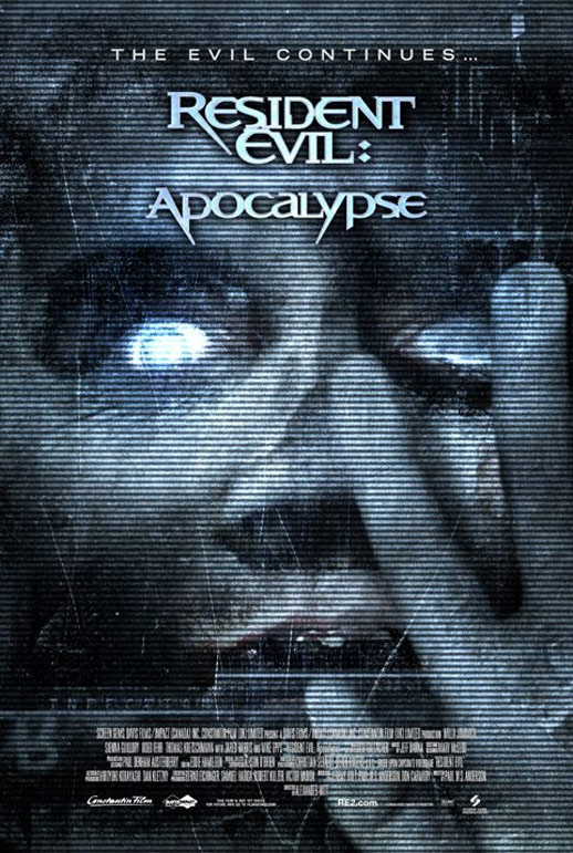 Resident Evil: Apocalypse Poster #2