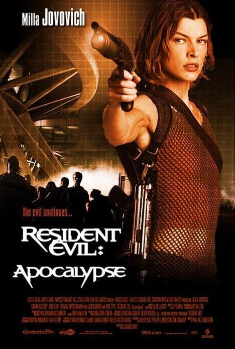 Resident Evil: Apocalypse Poster #4