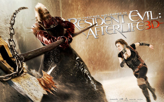 Resident Evil: Afterlife Poster #3