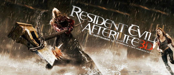 Resident Evil: Afterlife Poster #4