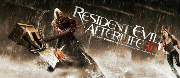 Resident Evil: Afterlife Poster #4