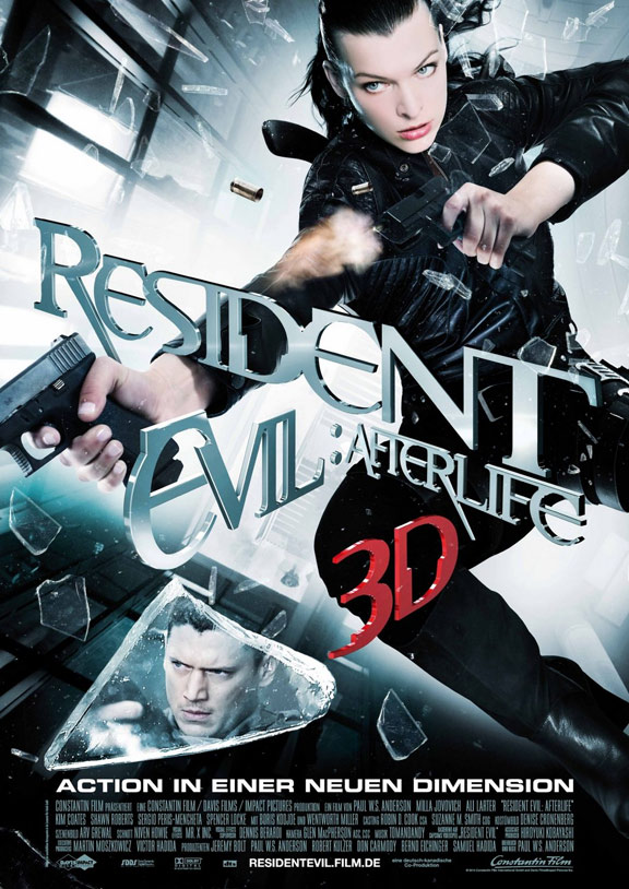 Resident Evil: Afterlife Poster #6