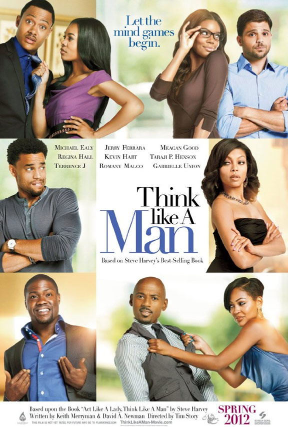 Think Like a Man Poster #1