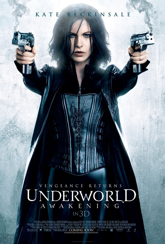 Underworld: Awakening Poster #2