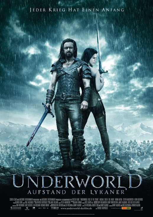 Underworld: Rise of the Lycans Poster #6