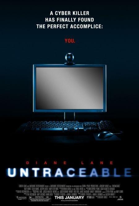 Untraceable Poster #2