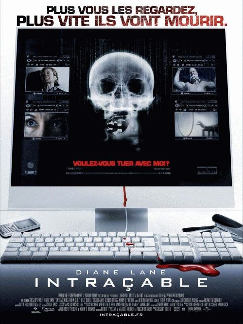 Untraceable Poster #3