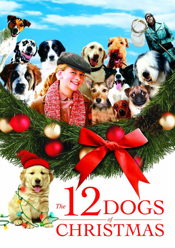 The 12 Dogs of Christmas Poster