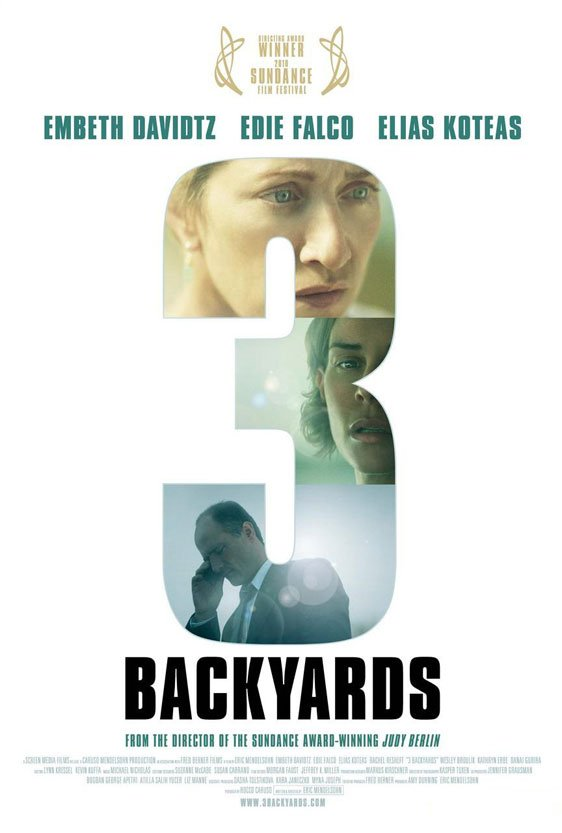 3 Backyards Poster #1