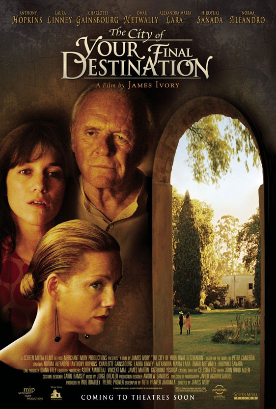The City of Your Final Destination Poster #1