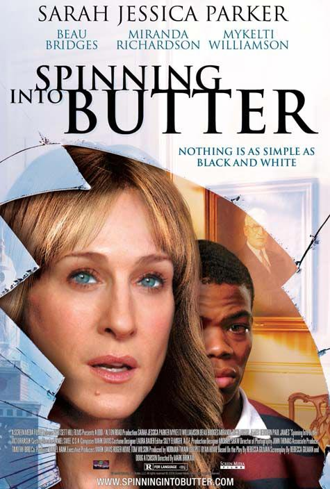 Spinning Into Butter Poster #2
