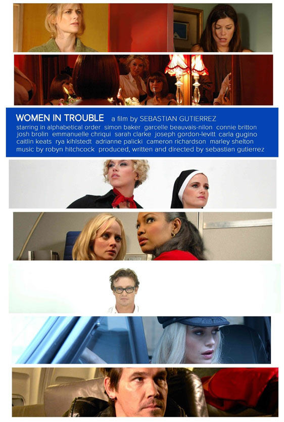 Women in Trouble Poster #3