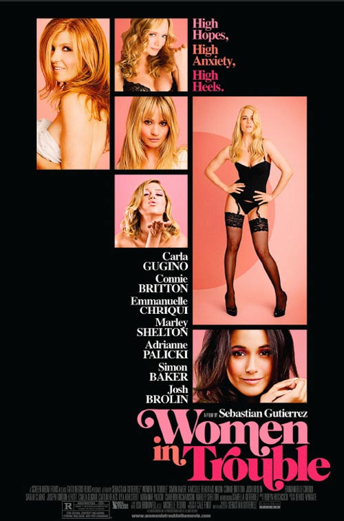 Women in Trouble Poster #4