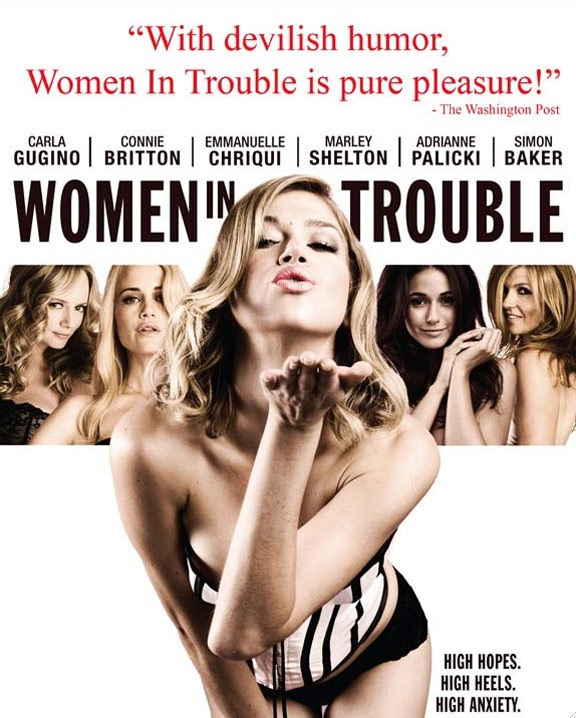 Women in Trouble Poster #6